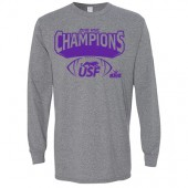 USF Football Conf Champs 02 Cotton Long Sleeve