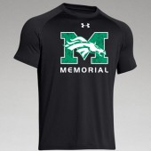 Memorial Middle School 02 Under Armour Locker Tee (Youth and Adult)