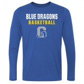 Garretson Basketball 2016 02 Youth and Adult Gildan Performance Long Sleeve Tee