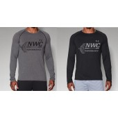 Northwestern Performance 02 UA Tech Long Sleeve Tee
