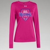 South Dakota Club Volleyball 2017 02 Youth, Ladies, and Mens Under Armour Poly Longsleeve