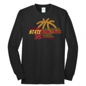 Roosevelt State Basketball 2017 02 Cotton Longsleeve