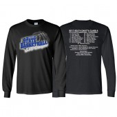 Sioux Falls Christian Boys Basketball 2017 State Tourney Tee 02 Gildan 50/50 Long Sleeve Tee