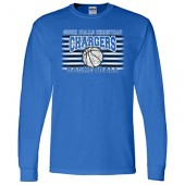 Sioux Falls Christian 2017 Basketball Apparel 02 Gildan Long Sleeve Tee