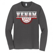 South Dakota Venom Winter 2017 02 Port & Company® Long Sleeve Fan Favorite Tee