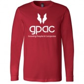 GPAC Winter 2017 02 Bella & Canvas Unisex Long Sleeve