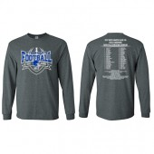 Sioux Falls Christian Football State Champions 2017 02 Gildan Ultra Cotton Long Sleeve T-Shirts