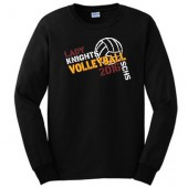 SCHS Volleyball 02 Cotton Long Sleeve