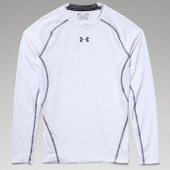 Sioux Falls Christian Soccer 2017 Player Pack 02 UA Heatgear Long Sleeve Tee