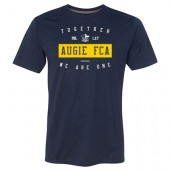 Augustana FCA 2017 Apparel 02 Gildan Tech Performance Short Sleeve Tee