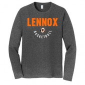 Lennox Youth Basketball Fall 2017 02 Port & Company® Long Sleeve Fan Favorite Tee