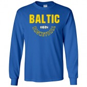 Baltic Basketball Fall 2017 02 Gildan® Ultra Cotton® 100% Cotton Long Sleeve T-Shirt