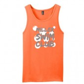 Miller Swim Club 02 District Mens and Ladies Junior Fit Tank Top (Runs Small)