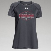 Brookings Swim Club Fall 2016 02 Mens and Ladies Under Armour Stripe Tech Short Sleeve T Shirt