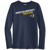 Augustana Wrestling 2016 02 Gildan Performance  Long Sleeve