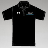 SDSU AST ABE 02 Mens Under Armour Team Rival Polo