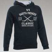 Dakota Premier Hockey Peewee A & B 2016 03 Youth Under Armour 80/20 Cotton Poly Blend Hooded Sweatshirt