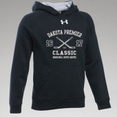 Dakota Premier Hockey Bantam A & B 03 Youth Under Armour 80/20 Cotton Poly Blend Hooded Sweatshirt