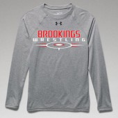 Brookings Wrestling 2016 03 Youth Under Armour Longsleeve
