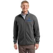 Dedicated Networks 03 Mens and Womens Red House Sweater Fleece Full Zip Jacket