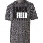 Miller Track and Field  2017 03 Mens and Ladies Holloway Electrify Poly Short Sleeve T Shirt