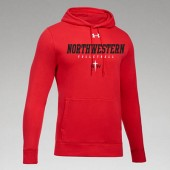 NWC Volleyball 2017 Fan Gear 03 UA Hustle Fleece Hoody