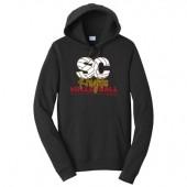 Sunnyside Christian Volleyball 2017 03 Port & Company® Fan Favorite Fleece Pullover Hooded Sweatshirt