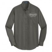 Showplace Wood Products 03 Port Authority SuperPro Twill Shirt
