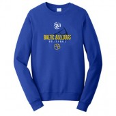 Baltic Football and Volleyball 2017 03 Port & Company® Fan Favorite Fleece Crewneck