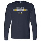 Augustana Football 2017 03 Gildan Long Sleeve Tee