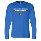 SDSU Football 2017 03 Gildan Long Sleeve Tee
