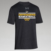 Dordt Men's Basketball Fan Gear 2017 03 UA Stadium Short Sleeve Tee