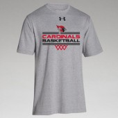 St Marys Cardinals Basketball 2017 03 UA Stadium T Short Sleeve