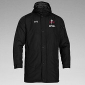 Northwestern Softball 2017 Player Apparel 03 UA CGI Elevate Jacket
