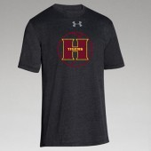 Harrisburg Basketball 2017 03 UA Stadium T-Shirt