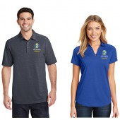SDSU Dairy & Food Science Fall 2017 03 Port Authority Digi Heather Performance Polo