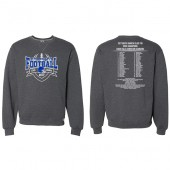 Sioux Falls Christian Football State Champions 2017 03 Russell Dry Power Crew Sweatshirt