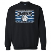 Sioux Falls Christian 2017 Basketball Apparel 03 Gildan Crew Sweatshirt