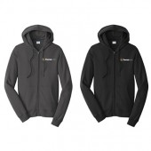Thomas Labs 03 Port & Company Fan Favorite Fleece Full Zip