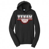 South Dakota Venom Winter 2017 03 Port & Company® Fan Favorite Fleece Pullover Hooded Sweatshirt