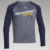 Augustana Wrestling 2016 03 UA Novelty Long Sleeve