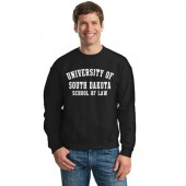 USD Law School 2016_2 03 Gildan Crewneck Sweatshirt