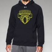 FBU 03 Men's UA Storm Armour Fleece Team Hoodie
