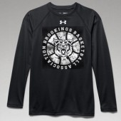 Brookings Basketball Association 2016 03 Adult and Youth Under Armour Locker Long Sleeve T Shirt