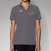 SDSU AST ABE 03 Ladies Under Armour Performance Polo