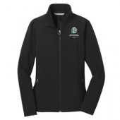 SDSU Flying Jacks Aviation Club 04 Port Authority Mens and Ladies Softshell Jacket