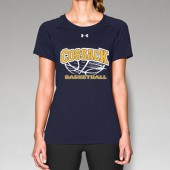 SVHS Girls Basketball 2016 04 Mens, Ladies, and Youth Under Armour Short Sleeve T Shirt