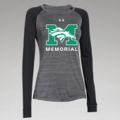 Memorial Middle School 04 Under Armour Ladies Novelty Locker Long Sleeve