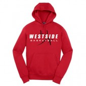 Omaha Westside Basketball 2016 04 Sport Tek Hooded Sweatshirt
