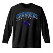 Sioux Falls Christian Basketball 2016 04 District Made Perfect Weight Long Sleeve Tee